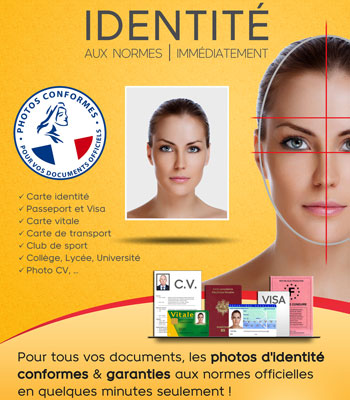 Photos d'identités